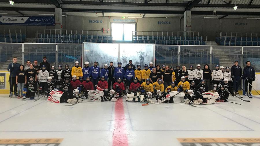 Eindrücke vom Sommer-Camp der Hockey-Academy der Stuttgart Rebels | Foto: Rebels