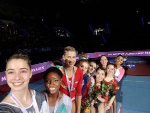 Die Gewinnerinnen | Foto: EnbW DTB Pokal
