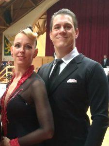 Sven und Ramona Spengemann vom TSZ Feuerbach | Foto: TSZ