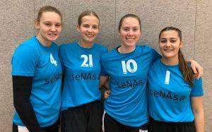 Die Spielerinnen der Hbi wurden für den Deutschland-Cup 2020 nominiert | Foto: Hbi