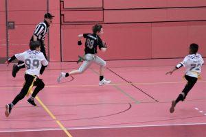 Szenen vom zweiten Turnier der U15 Hallen-Flag-Liga mit den Stuttgart Silver Arrows | Foto: Arrows
