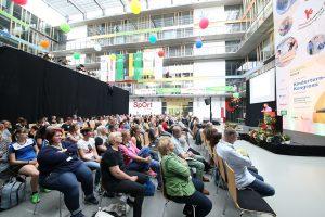 Eindrücke vom Kinderturn-Kongress 2018 | Fotos: Schwäbischer Turnerbund (STB)