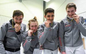 Die Mannschaftsmeister der TSG Reutlingen | Foto: Axel Grundler