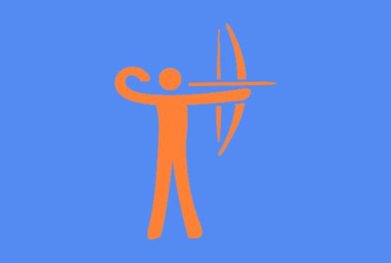 Das Bogenschießen ist ein Schießsport mit Pfeil und Bogen. Heute ist das Schießen auf standardisierte Zielscheiben mit Recurvebögen die am weitesten verbreitete Bogensportart. Bogenschießen gehört seit 1972 zu den olympischen Sportarten und seit Beginn des Jahres 2019...