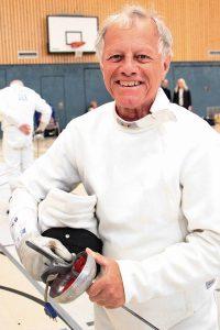 Bruno Kachur bei der Europameisterschaft der Veteranen | Foto: TSF