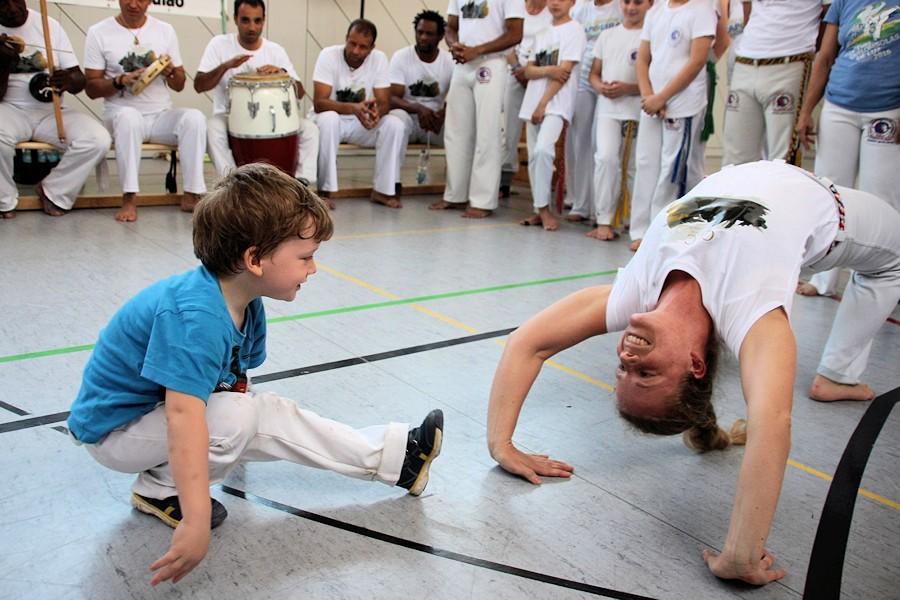 Capoeira in