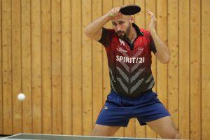 Dauud Cheaib mit drei Zählern | Foto: DJK Sportbund