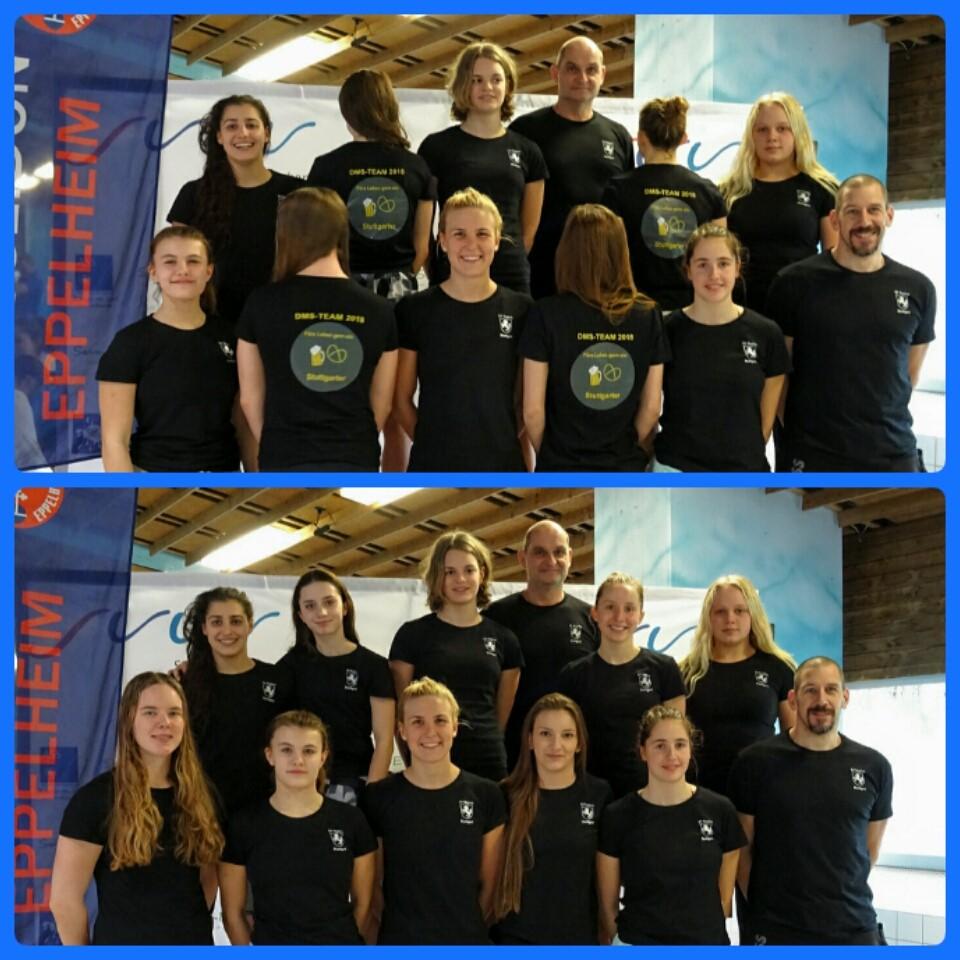 Das Damenteam der SVR | Foto: SVR