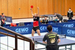 Dauud Cheaib holte den entscheidenden Siegpunkt im Spitzenspiel gegen Ivan Juzbasic | Foto: Myrna Frosch