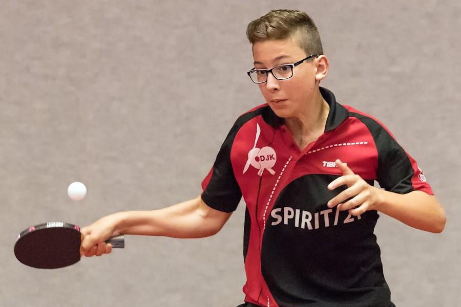 Carlos Dettling | Foto: DJK Sportbund