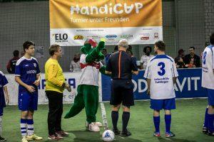 Impressionen vom HandiCUP 2019 | Foto: SchwabenSport Management