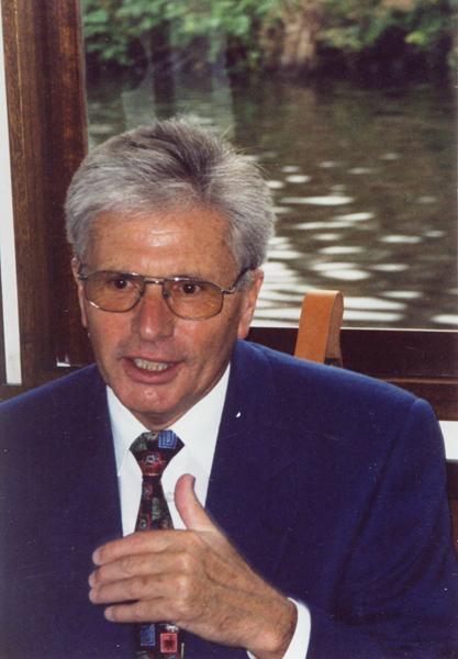 Der TSF Ditzingen trauert um Helmut Früh | Foto: privat