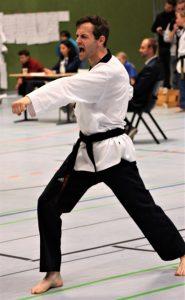 Fabian Frank vom TKD Center Stuttgart | Foto: TKD