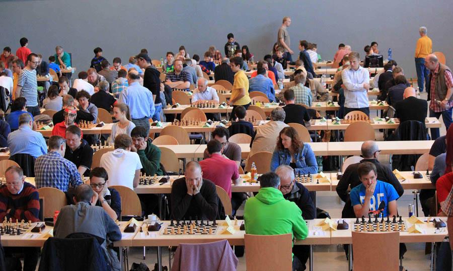 Impressionen aus der offenen, internationalen Stuttgarter Stadtmeisterschaft im Schach | Foto: SV Stuttgart-Wolfbusch