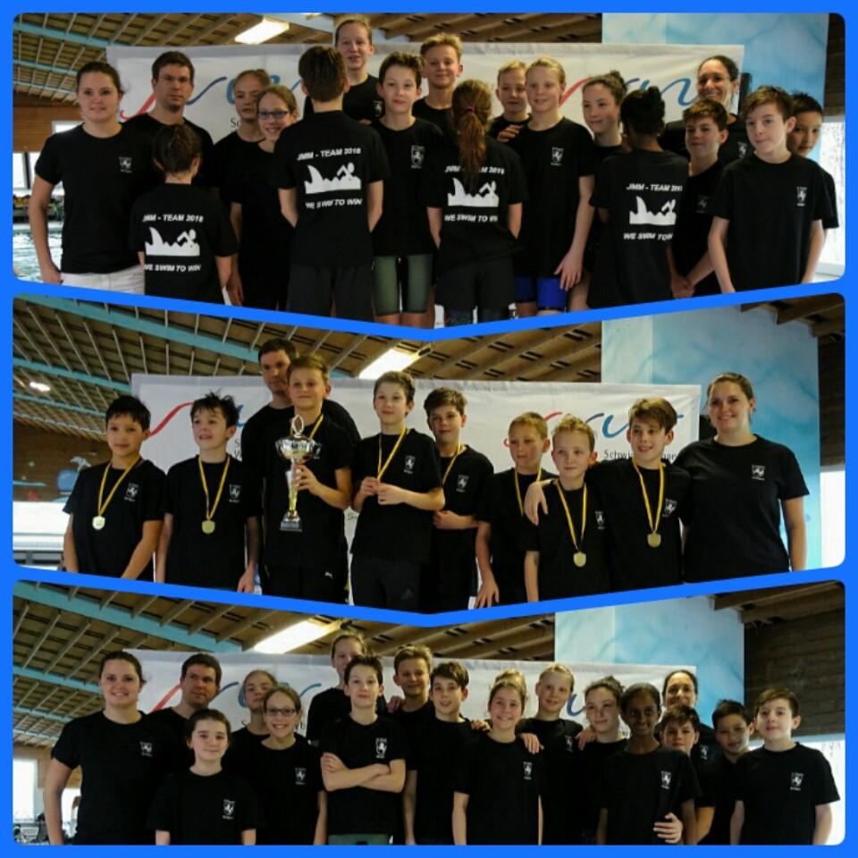 Das Team des SVR bei der JMM | Foto: SVR