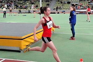 Julia Pfizenmaier von der Sportvg Feuerbach | Foto: Sportvg