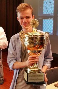 Mark Kvetny ist Württembergischer Meister 2017 (Foto: SSF)