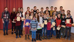 Die Mehrkämpfer der Sportvg Feuerbach | Foto: Sportvg