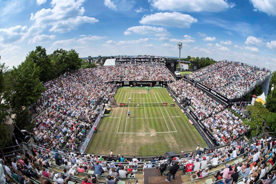 Mercedes Benz Cup Tennis
