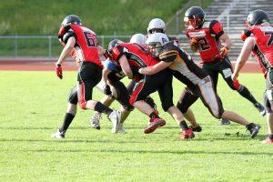 Impressionen vom Ligaspiel der Silver Arrows gegen die Tübingen Red Knights (Foto: Silver Arrows)
