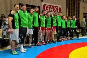 Das Team der SG Weilimdorf gegen den SV Ebersbach (Foto: SGW)