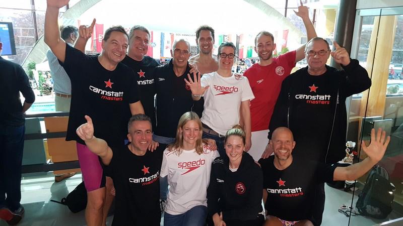 Die Masters des SV Cannstatt | Foto: SV Cannstatt