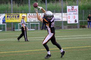 Silver Arrows Spieler Max Hüther (#20). (Foto: Silver Arrows)