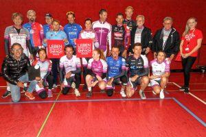 Die Stars unterstützen die Typisierungsaktion der DKMS | Foto: radsportfoto.de