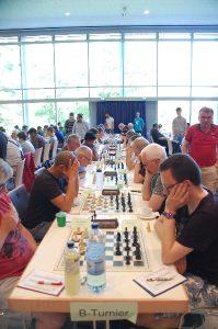 Eindrücke der 23. Internationalen Stuttgarter Schachmeisterschaft | Foto: SVW