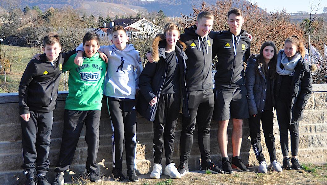 TBC Mannschaft von Marius Müller | Foto: TBC