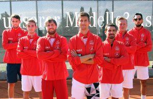 Regionalliga-Herren | Foto: TEC