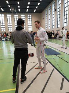 Trainer Therond B. und Lindemann | Foto: TSG Reutlingen