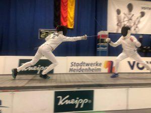 U23-Landesmeisterschaft in Laupheim   Foto: TSF Ditzingen