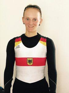 Janika Kölblin vom Stuttgart-Cannstatter Ruderclub (Foto SC Ruderclub)