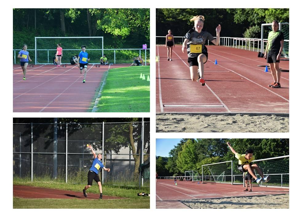 Das Frauen-Sportabzeichens in Kooperation des Sportkreises Stuttgart und der Sportvg Feuerbach | Foto: Sportvg Feuerbach