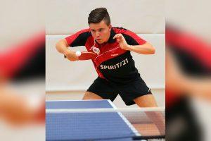 Marius Henninger vom DJK Sportbund Stuttgart (Foto: DJK)