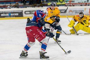 Szene aus dem Spiel der Eisbären Heilbronn vs. Stuttgart Rebels | Foto: Rebels