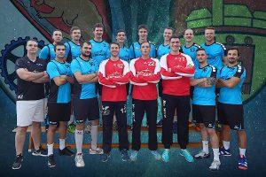 Team Herren 1 der Hbi in der Saison 2018/19   Foto: Hbi