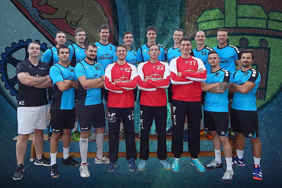 Team Herren 1 der Hbi in der Saison 2018/19 | Foto: Hbi