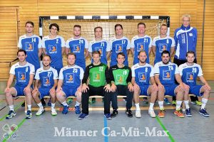 Das Herrenteam der HSG in der Saison 2017/18 (Foto: HSG)