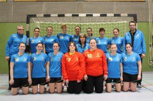 HSV Stammheim-Zuffenhausen: Team Frauen 2016 (Foto: HSV)