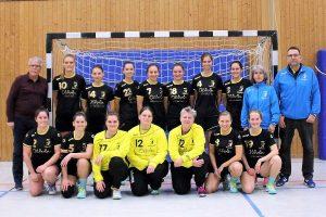 HSV Stammheim-Zuffenhausen: Team Damen 2017/18 (Foto: HSV)