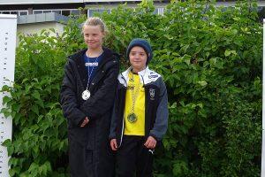 Johanna Losner & Annika Lange (Foto: TBC)