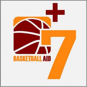 Logo: Basketball Aid 7