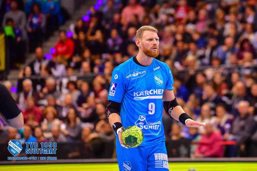Manuel Späth hat seinen Vertrag beim TVB bis 2020 verlängert | Foto: Bildermacher Sport | Jens Körner