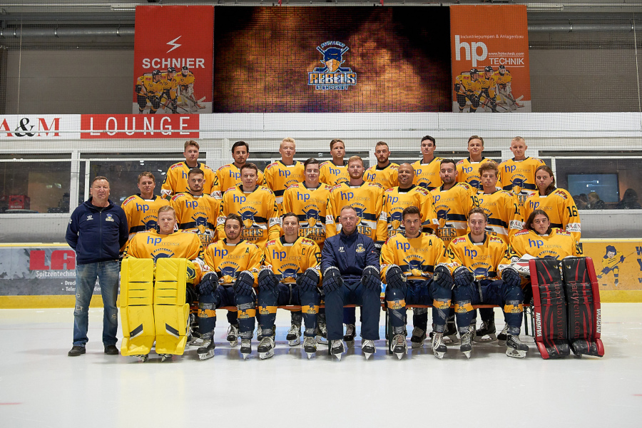 Stuttgart Rebels Team 2019/2020 | Foto: Rebels