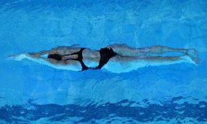 Archivbild: Schwimmer/innen der SG Stuttgart-Nord (Foto: SG SN)