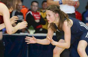 Archivbild: Annabella Vogt im Finale der Deutschen Meisterschaft 2017 | Foto: Oliver Stach