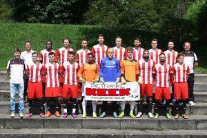 Team Herren 1 der Sportvg | Bezirksliga | Saison 2017/18 (Foto: Sportvg)