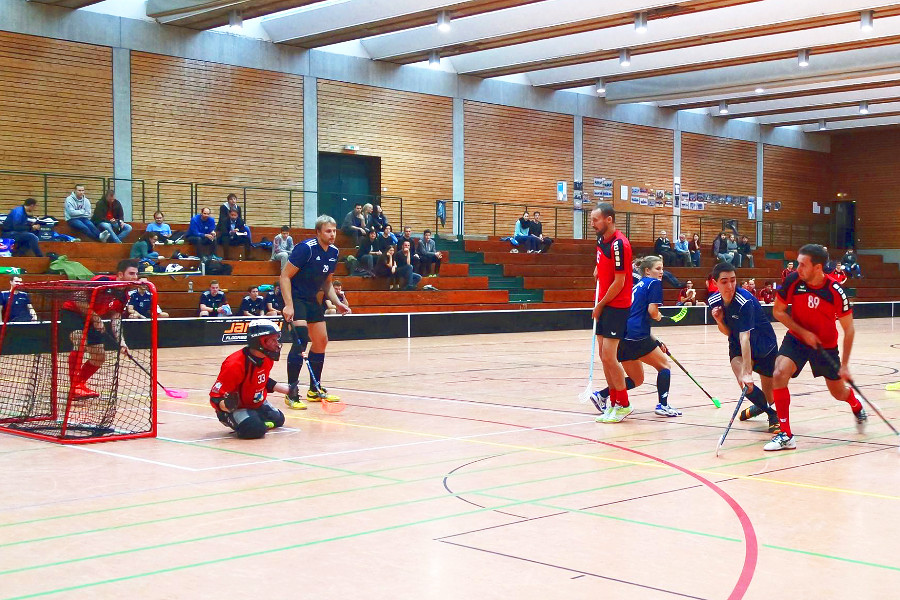 Floorball bei der Sportvg Feuerbach (Foto: Sportvg)